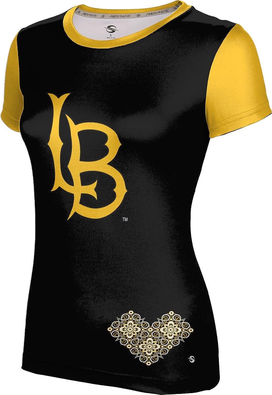 ProSphere California State University Long Beach Girls' Performance T-Shirt (Foxy)
