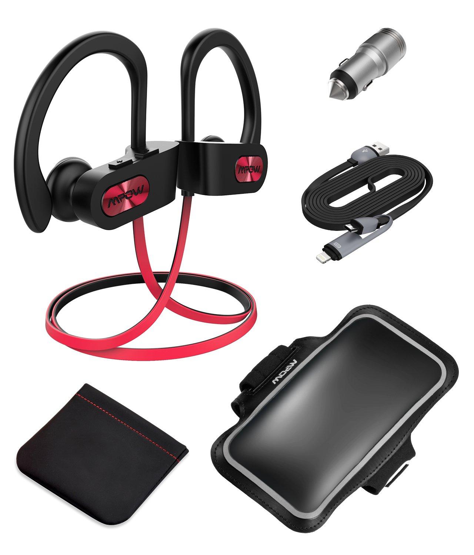 Mpow Bluetooth Headphones Technology Waterproof