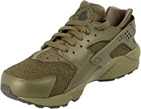 Nike Air Huarache Mens Running Trainers 318429 Sneakers Shoes (Uk 5.5 Us 6 Eu 38.5, Cargo Khaki 308)