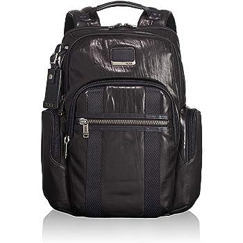 Tumi Men's Alpha Bravo Nellis Backpack, Black, One Size