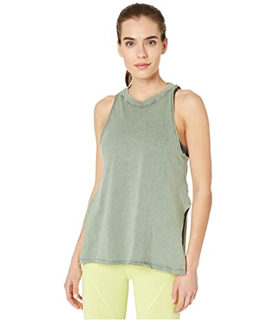 FP Movement Solid Fade with The Waves Tank (Olive) Women