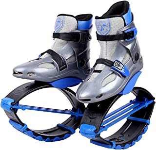 Unisex Kids Adults Anti-Gravity Running Boots Fitness Bounce Shoe Jumping Shoes 60-240 LBS