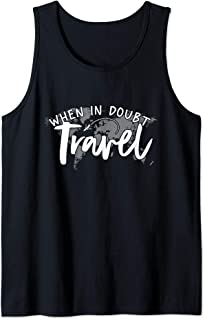 When In Doubt Travel Tank Top