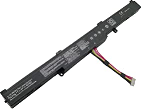 Tinkerpal A41N1611 Replacement Laptop Battery for ASUS ROG GL553 GL553VD GL553VE GL753V FX53VD GL553VW Series A41LP4Q A41LK5H OB110-00470000 14.4V 48WH-12-Month Warranty