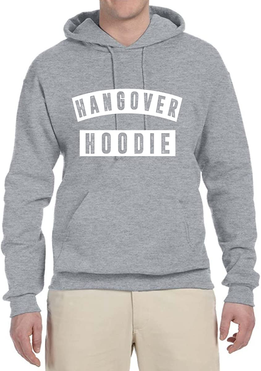 Complete Free Shipping Hangover Hoodie Humor Portland Mall Drinking Night Hooded Out Unisex Sweat