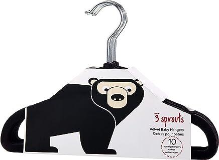 Uxcell a16062000ux0419 Hanger Hook Bathroom Bedroom Hat COAT Robe Dress Hangers Metal Hooks Black 2Pcs