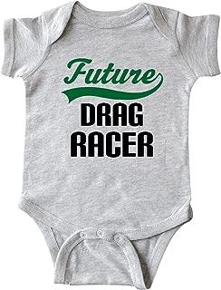 Future Drag Racer Infant Creeper