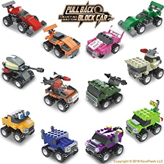 KareFLASH Building Block Lego Compatible, Cars, Trucks...