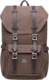 KAUKKO Laptop Outdoor Backpacks, Traveling Rucksack Fits 15.6 Inch Laptop