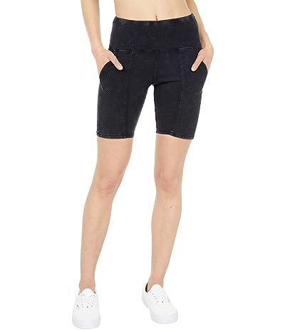 Vans Conrete Legging Shorts (Black) Women