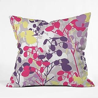 Deny Designs Rachael Taylor Textured Honesty Throw Pillow, 16 x 16