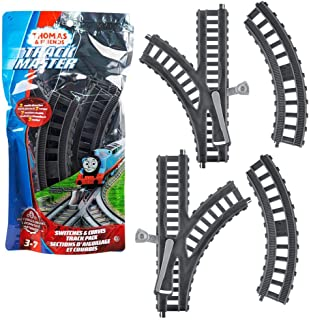 Fisher-Price Thomas & Friends Trackmaster Switches & Curves Track Pack