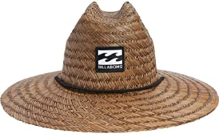Billabong Men's Classic Straw Lifeguard Hat