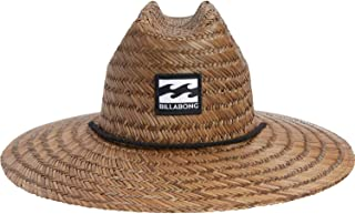 Men's Classic Straw Lifeguard Hat