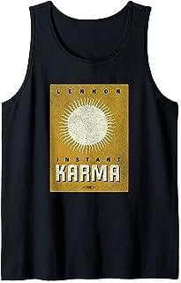 John Lennon - Instant Karma Sun Débardeur