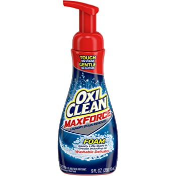 OxiClean Max Force Foam Laundry Pre-Treater, 9 oz