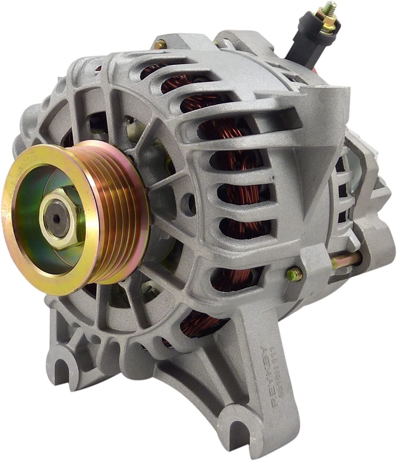 Alternator NEW Manufacturer regenerated product compatible with Long Beach Mall Ford F150 2006 2004 2005 4.6 5.4