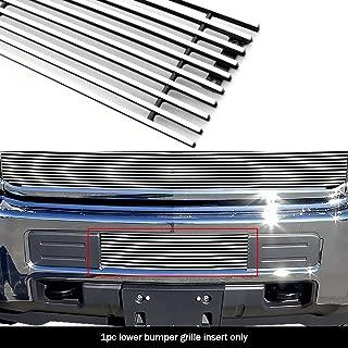 Fits 2015-2017 Chevy 2500HD/ 3500HD Bumper Billet Grille Insert