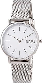 Skagen Signatur Women's White Dial Stainless Steel Analog Watch - SKW2692
