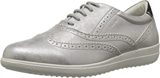GEOX Womens D827LB0PVBNC0626 Nihal 1 Off-White Size: