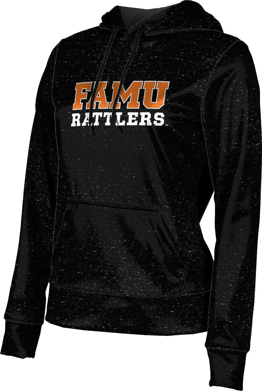 ProSphere Florida A&M University Girls' Pullover Hoodie, School Spirit Sweatshirt (Heather)