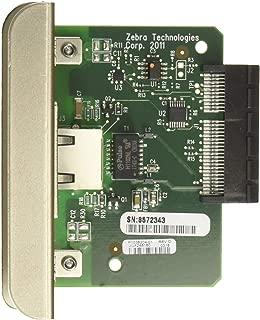 Zebra Technologies P1037974-001 Internal Zebranet Print Server 10/100 for ZT200 Series