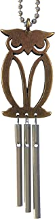 Owl Car Musical Wind Chimes - Made in USA