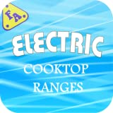 FD Electric Cooktop Ranges Usa