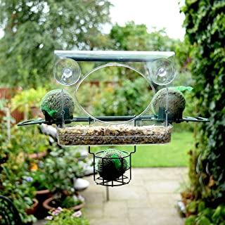 meripac window bird feeder