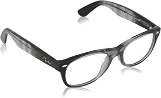 New Wayfarer Eyeglasses RX5184 5515 Gradient Grey On Black 50 18 145