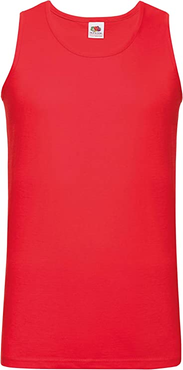 Pack of 5 Fruit Of The Loom Athletic Muscle T-Shirt M//L//XL//XXL Undershirt Tank Top