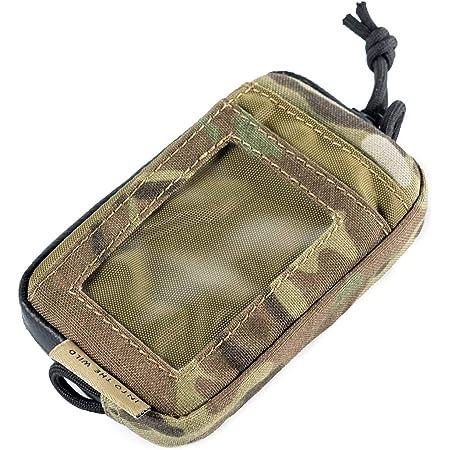 OneTigris Cartera para Pasaporte Billeteras de Nylon con Ranuras para Tarjetas (Multicam)