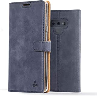 Best samsung galaxy note 9 leather wallet case Reviews