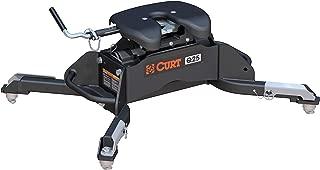CURT 16049 Black Q25 5th Wheel Hitch for Ram Puck System, 25,000 lbs