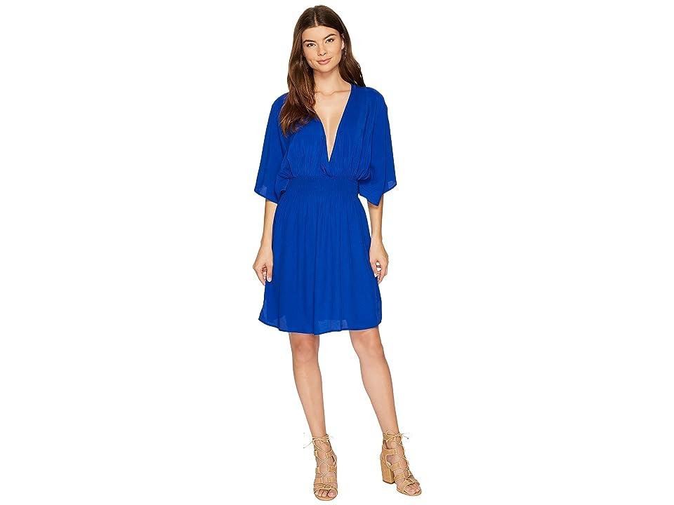 Lucy Love Cara Dress (Boogalu Blue) Women