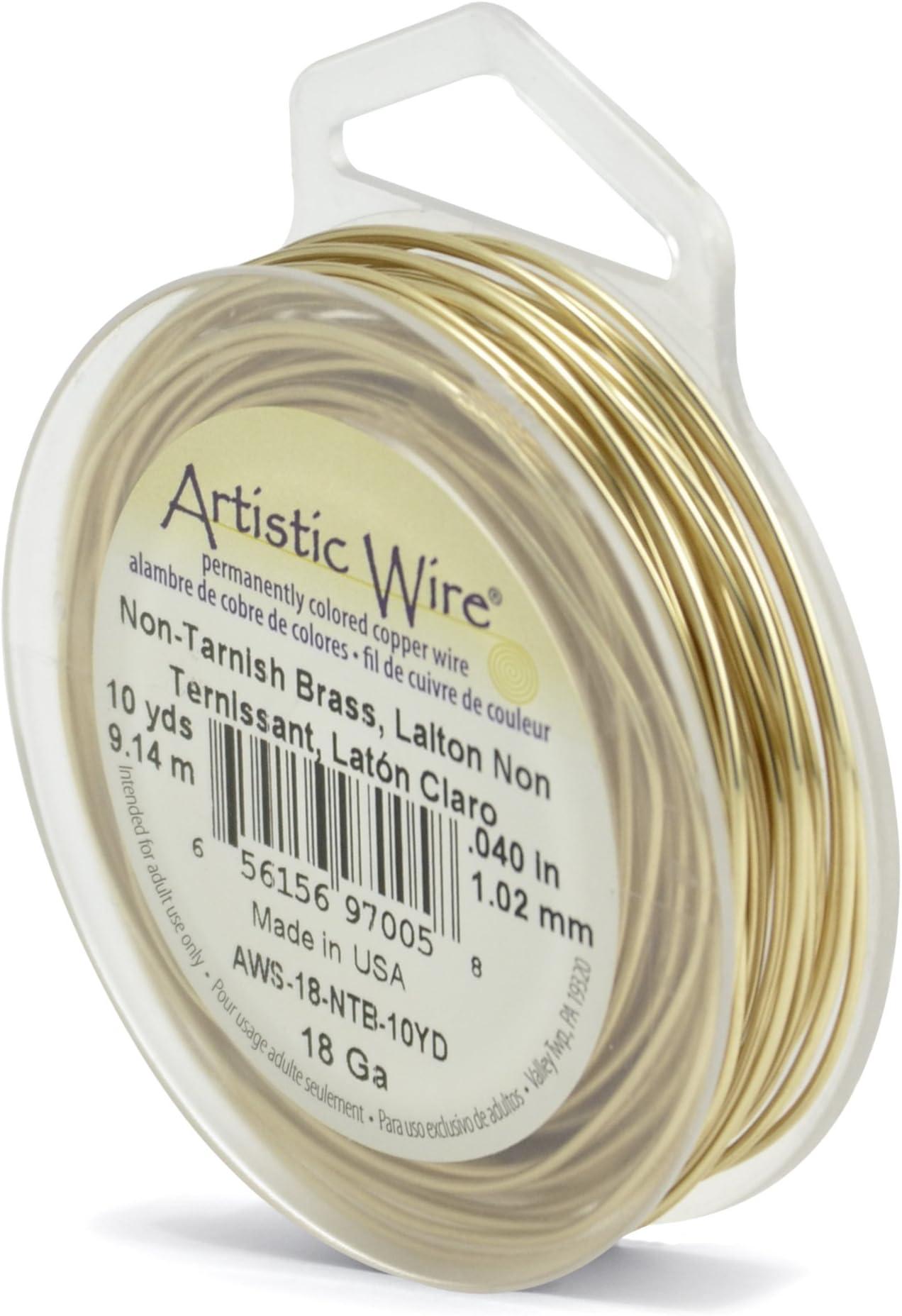 Brass Wire Guardian 175ct Wire Guard Antique Bronze 5mm x 4mm 1012gua05z1