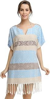 Eshma Mardini Women's Swimwear Bikini Cover-Up Beach Dress/Tunic