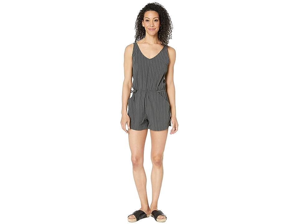Mountain Hardwear Railaytm Romper Shorts (Void) Women