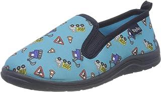 Playshoes Chaussons Chantier, Pantoufles Mixte Enfant