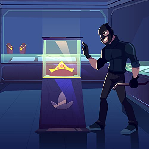 Shop Thief - Master of Crime