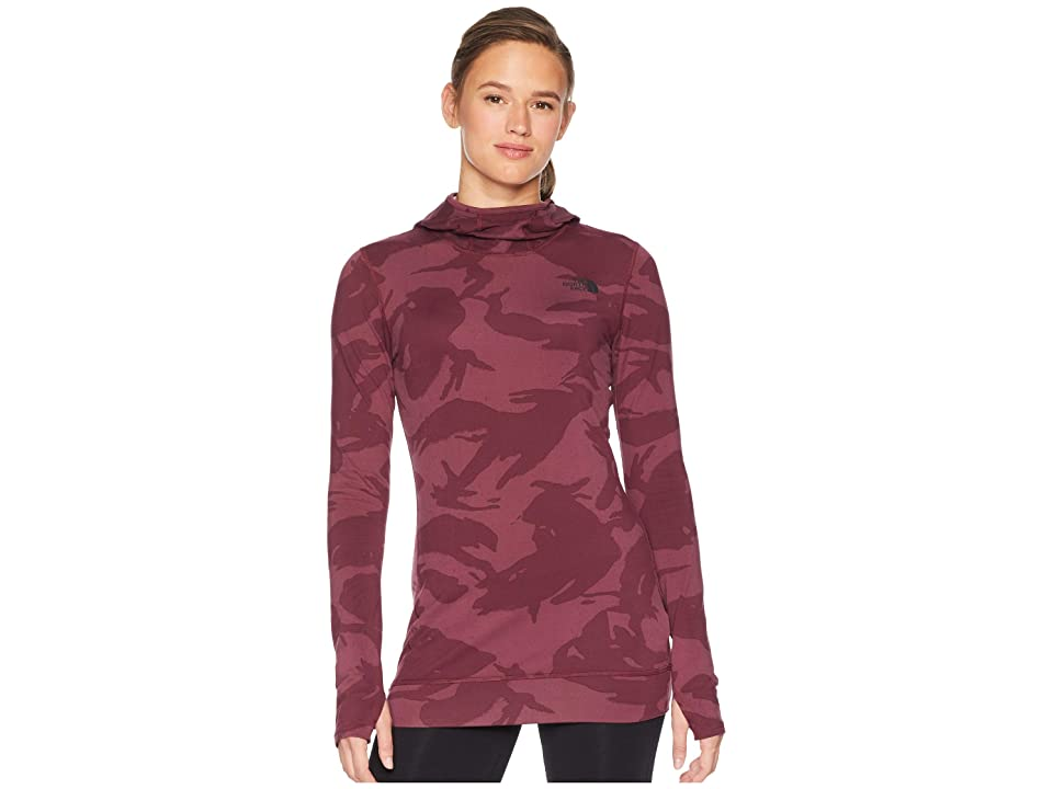 The North Face Base Layer Top (Fig Disruptive Pattern Print) Women