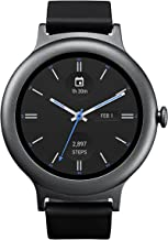LG Electronics LGW270.AUSATN LG Watch Style Smartwatch with Android Wear 2.0 –..
