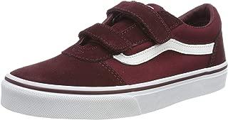 Vans 范斯 男孩 Ward V-Velcro 绒面运动鞋