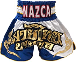 NAZCA THAI01(ナスカ タイ)ムエタイ キックボクシング キックパンツ ムエタイパンツ タイボクシング トレーニングパンツ メンズ レディース