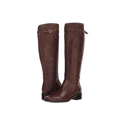 Franco Sarto Belaire (Brown Cavalier Premium Leather) Women