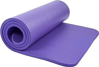 Kounga Unisex's Pilates Mat Pro 15, Paars, One size