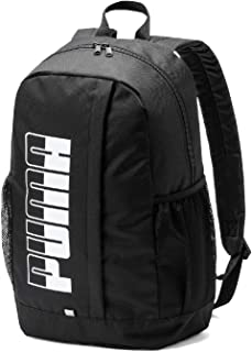 cc04a7af17 PUMA Unisex-Adult Backpack, Black - 075749