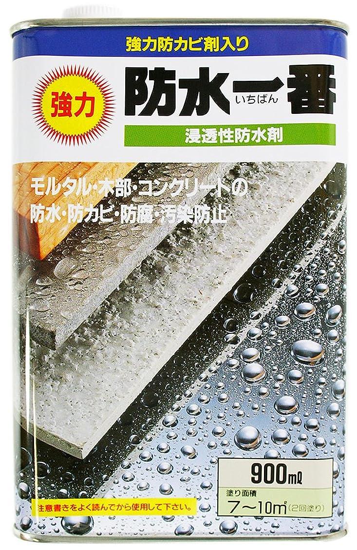 上院議員誰のパール日本特殊塗料 nittoku 強力 防水一番 浸透性防水剤 900ml