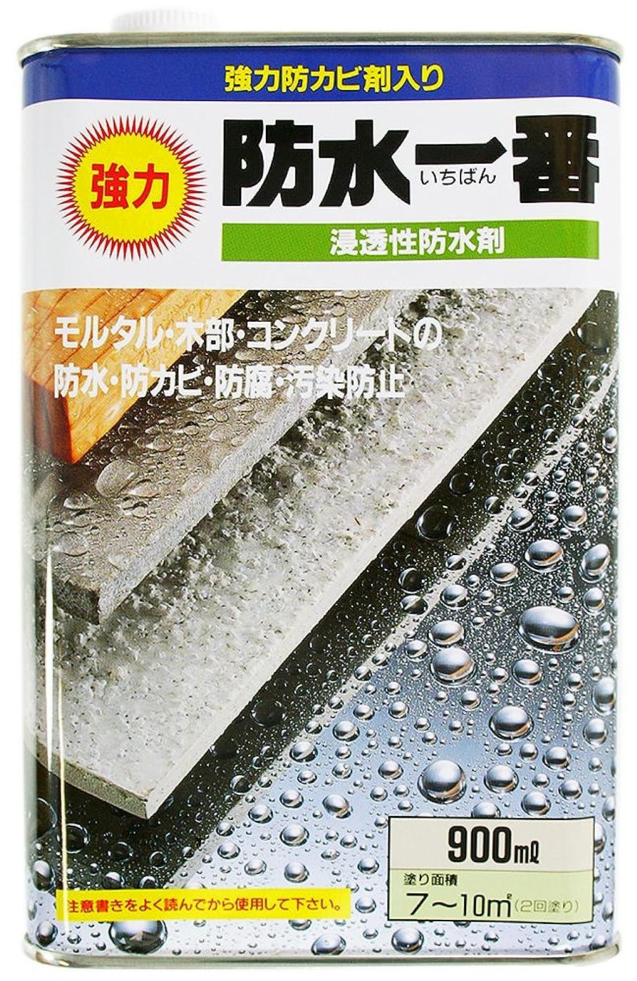 そこ昇進そこから日本特殊塗料 nittoku 強力 防水一番 浸透性防水剤 900ml