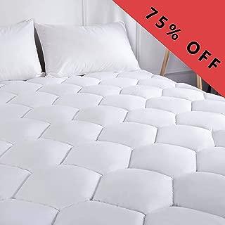 Best queen size mattress pad memory foam Reviews